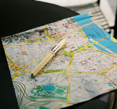 互联网地图2.0时代:用户产生内容是趋势
