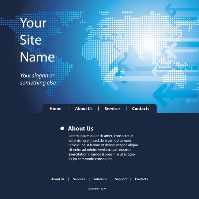 网页设计之色彩搭配准则